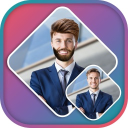 Man Beard & Hairstyle Photo Editor