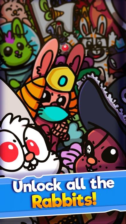 Brawl Rabbit Mercenary Idle Clicker screenshot-4