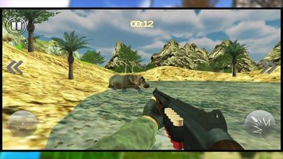 Deer Hunting in Wild Forest with Sniper screenshot one