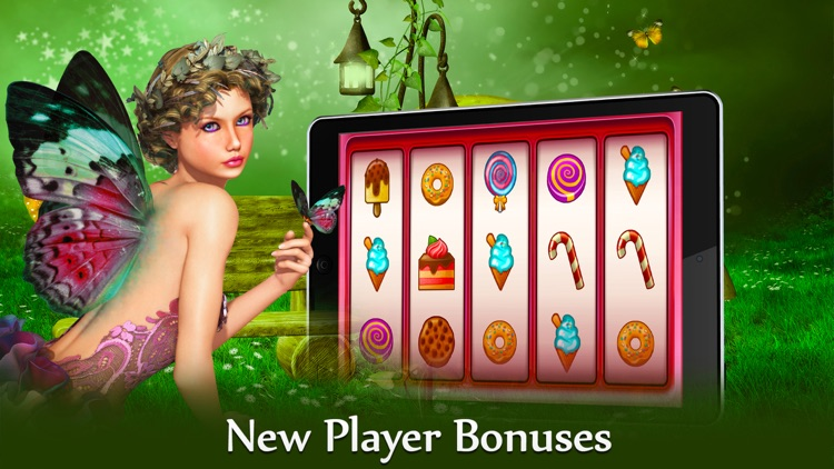 Slot Machine - Butterfly Mystics screenshot-1