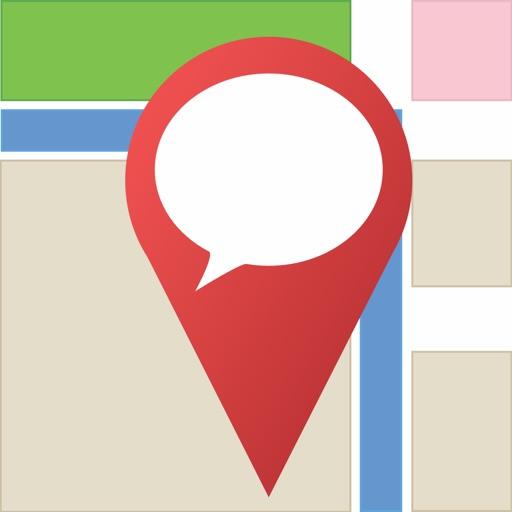 Where Am I? Send location + lat/long