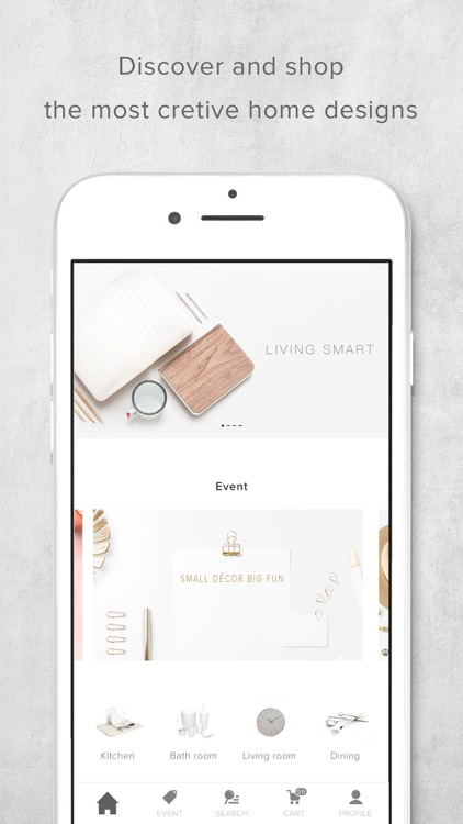 Lux - Shopping App for Home Decor &Accents