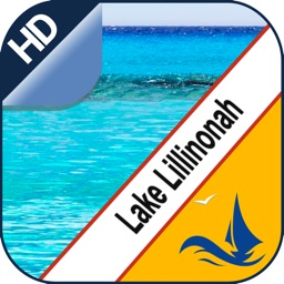 Lillinonah Lake GPS offline nautical fishing chart