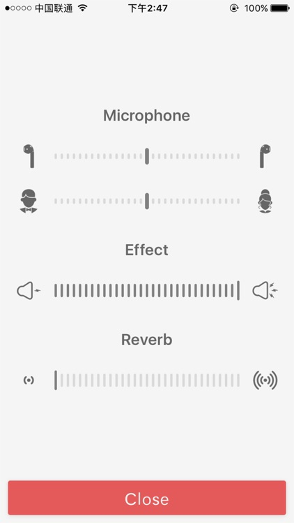 Microphone Mixer - Full Version screenshot-3