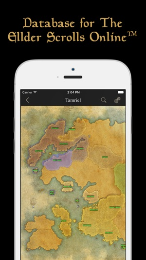 Database for eso on the app store screenshots gumiabroncs Image collections
