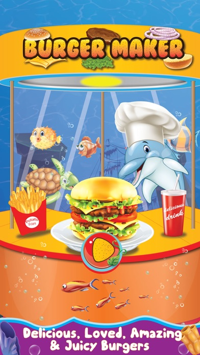 Super Ocean Chef Cooking World
