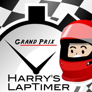 Harry's LapTimer Grand Prix app