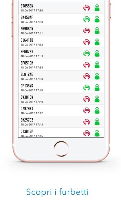 Controllo Targa - Check dati assicurazione e furto screenshot-4