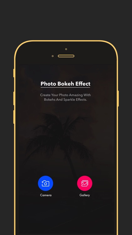 Photo Bokeh Effects
