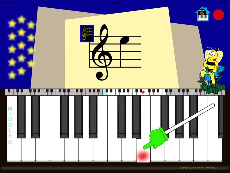 EZ Piano Notes screenshot-3