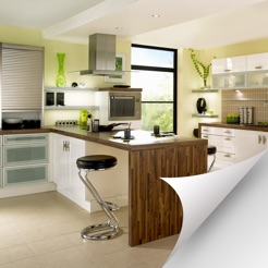 Kitchen Design Ideas - 3D Kitchen Interior Designs on the App Store