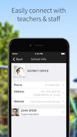 iphone apps free college community school district on the app 4344