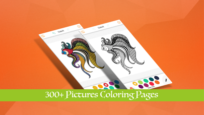 Animal Photo Coloring Book