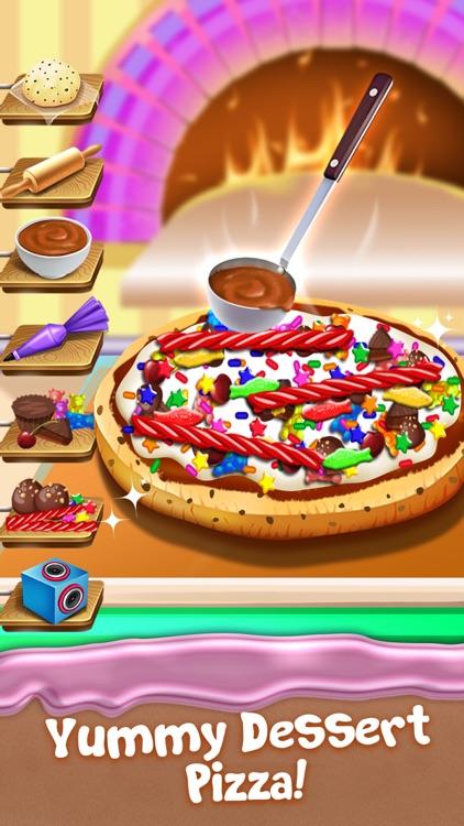 Cupcake Food Maker Cooking Game for Kids screenshot-3
