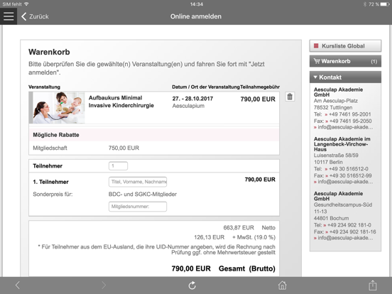 Aesculap Akademie | App Price Drops
