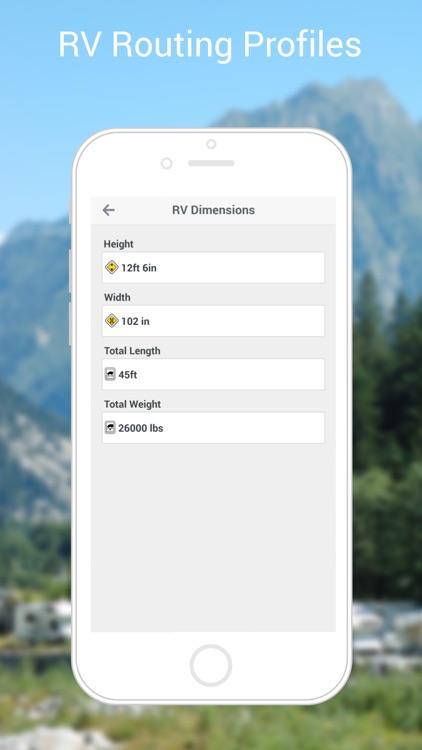 CoPilot RV USA screenshot-3