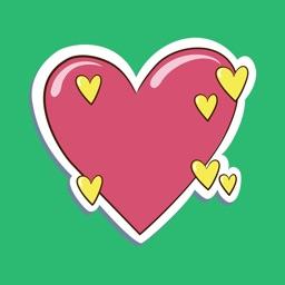 Moji Pack - Fun Emoji Set, Keyboard and Stickers