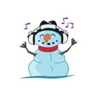 Stickers Snowman de Jo icon