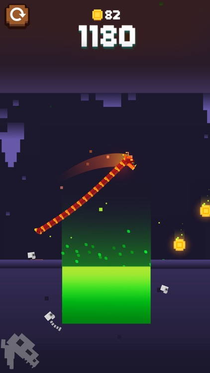 Monkey Ropes screenshot-1