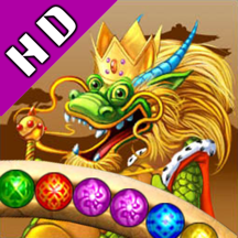 龙珠祖玛-经典祖玛游戏,精彩中国风