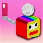 Little Ball 's Adventure - Through The Crazy Cubes