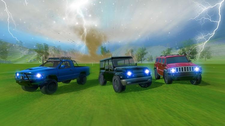 Tornado survival Island screenshot-4