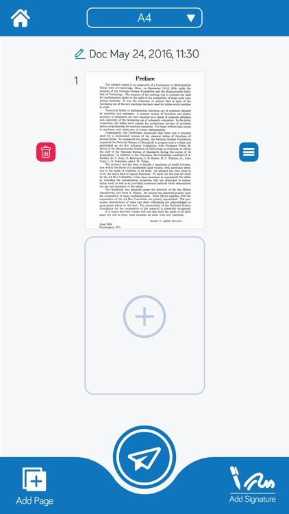 Docs Scanner App: Scan PDF Document, Photo Receipt screenshot-3