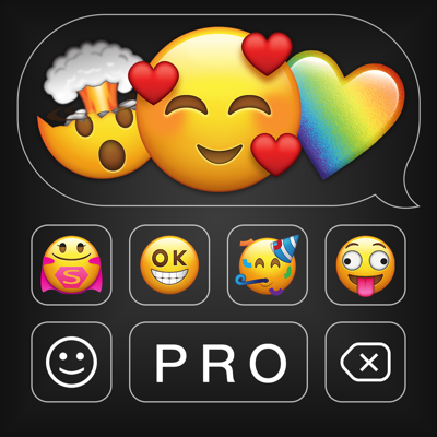 Emoji - inTextMoji™ Pro ;) Applications