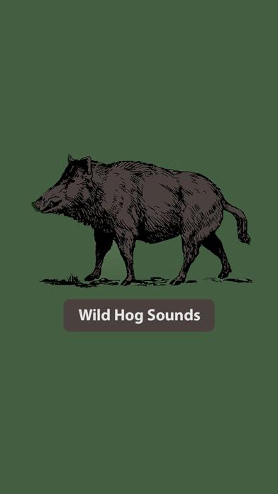 Wild Hog Sounds screenshot two