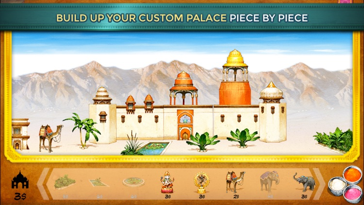 Jaipur: A Card Game of Duels screenshot-4