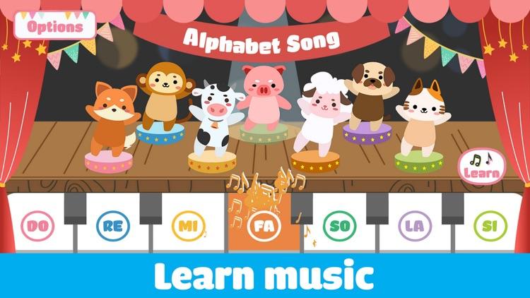 Dance Pet Piano-Kid Music Song screenshot-3