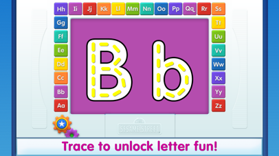 Elmo Loves ABCs app image