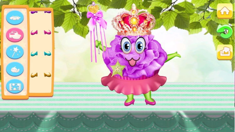 candy cake cooking :Makeup & Bake Funny Game