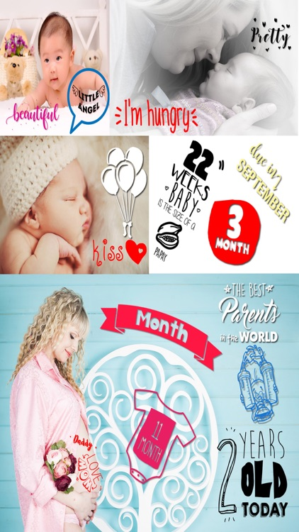 Baby Story Photo Editor screenshot-3