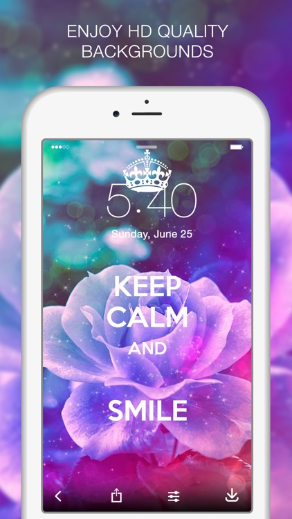 Keep Calm Wallpapers & Keep Calm Quotes screenshot-1