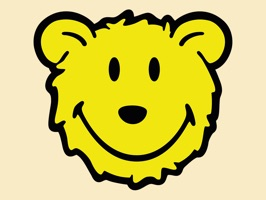 Free pack of 32 Smiley Bear stickers from SmileyWorld