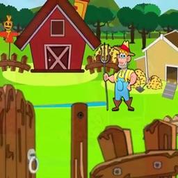 Ali Daddy's Farm Kids - Puzzle Game