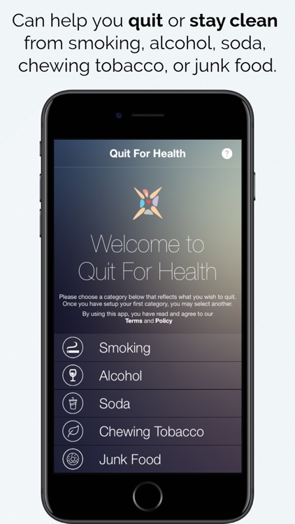 Quit For Health screenshot-0