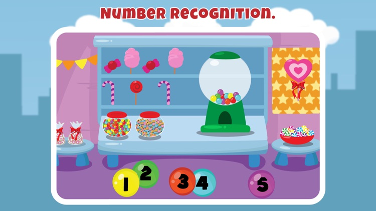 Learn to count numbers with Teacher TIlly screenshot-4