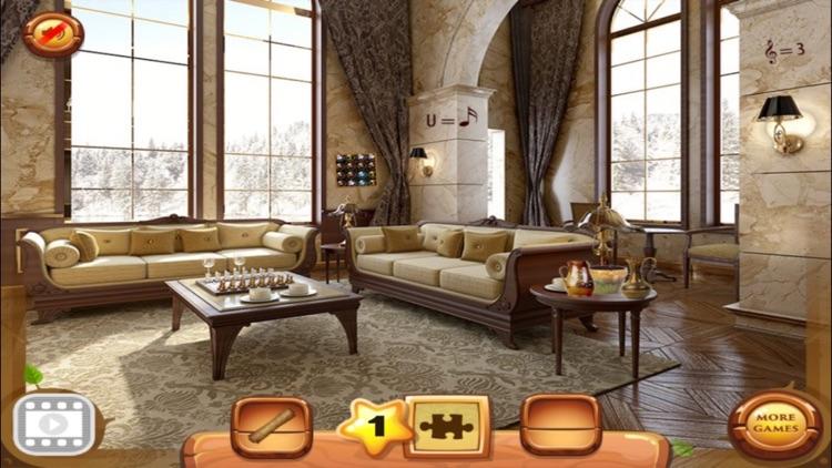 Can You Escape This Private Villa Quickly?