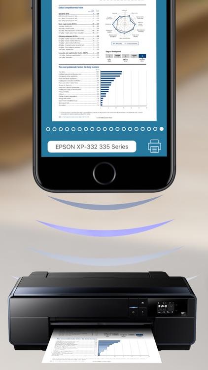 Air Printer Lite - print and share docs and photos screenshot-4