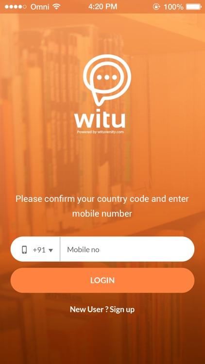 Witu app image