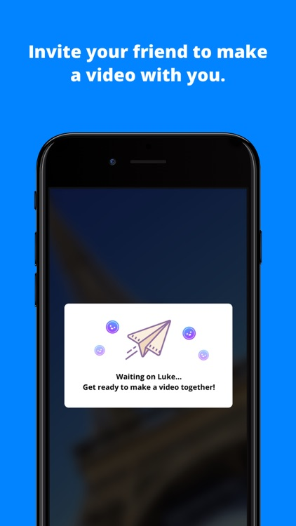 Duomov: make videos with nearby friends