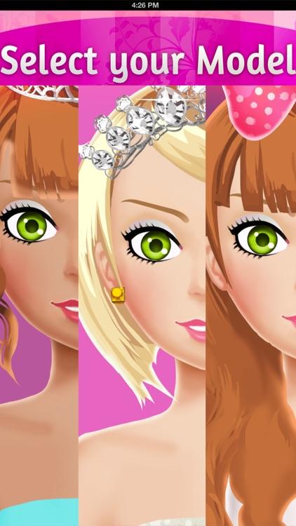 Dress Up Games: Beauty Salon