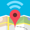 Wifimaps offline - hotspots anywhere & offline map