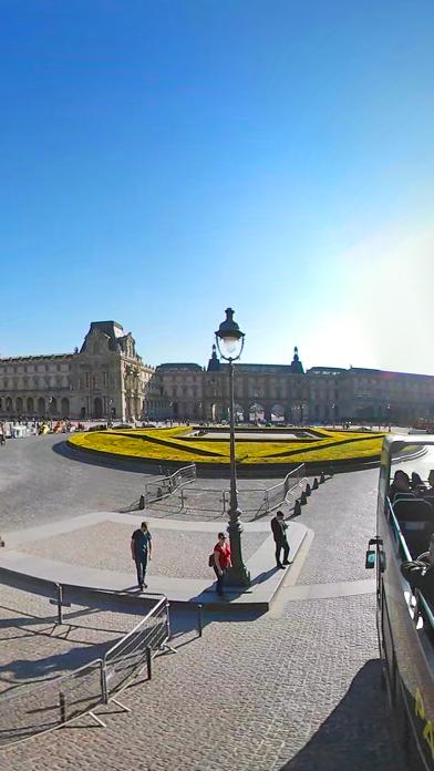 VR Paris Bus Trip Virtual Reality Travel 360のおすすめ画像2
