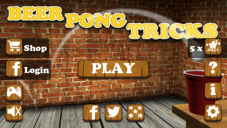 Beer Pong Trick screenshot-0