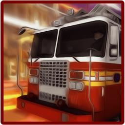 Drive 911 Fire Rescue Truck 2017