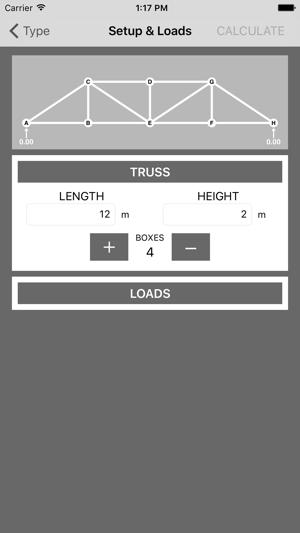 Truss Calculator / Cálculo de cerchas