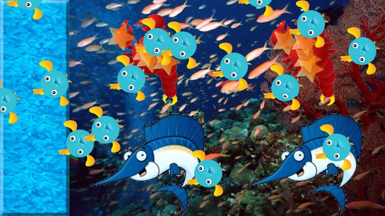 Fishes Match Game for Toddlers and Kids screenshot-3